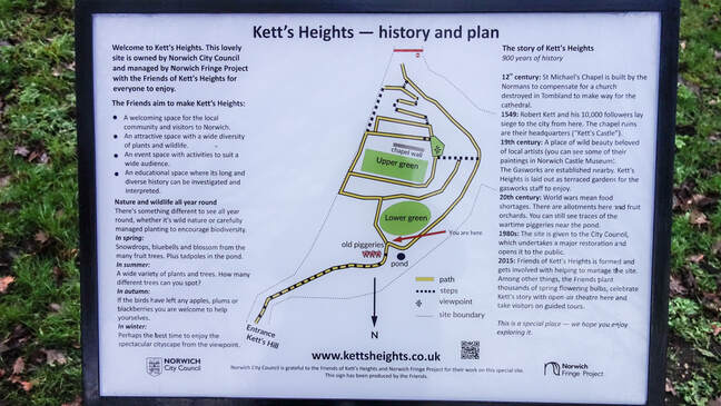 Kett's Heights